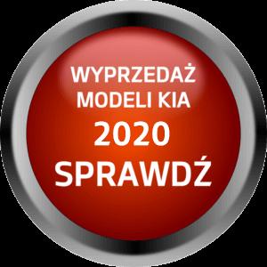 KIA wyprzedaż modeli 2020