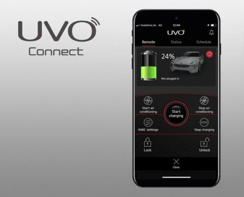 e-Niro Uvo Conect